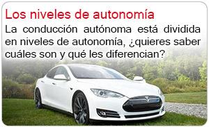 La conducción autónoma