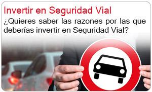 Invertir en Seguridad Vial