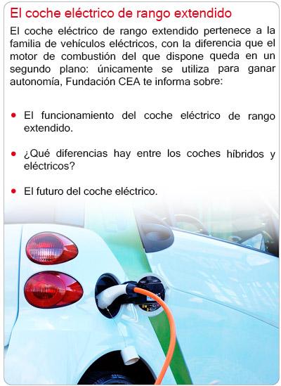 El coche eléctrico de rango extendido