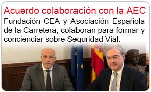 Fundación CEA firma un acuerdo de colaboración con la AEC