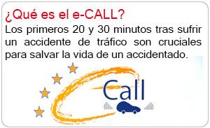 ¿Qué es el e-CALL?