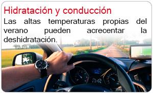 Hidratación y conducción
