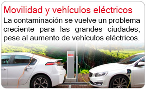 Movilidad y vehículos eléctricos