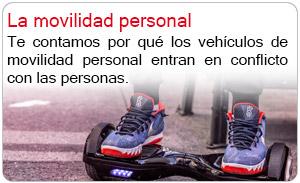 La movilidad personal