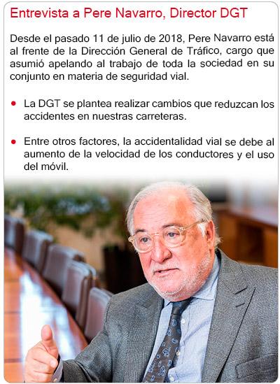 Entrevista a Pere Navarro