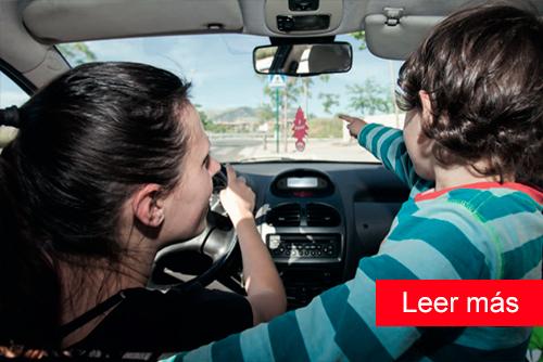 Imprudencias al volante