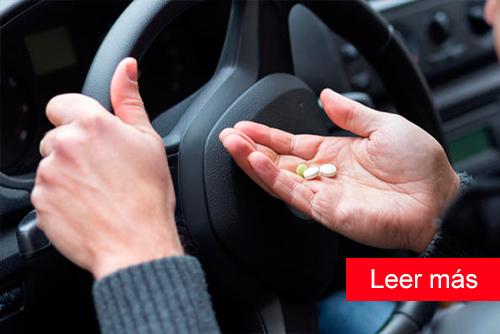 Medicación y conducción